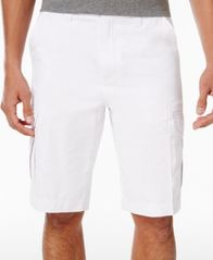 "Image of Univibe Men's Peached Cargo 11.5"" Shorts"