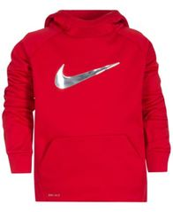Image of Nike Therma Training Hoodie, Little Boys
