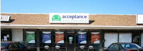 Acceptance Insurance - S Quintard Ave