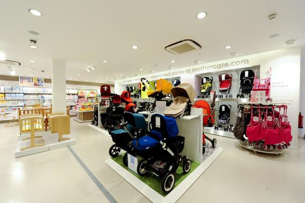 Mothercare Milton Keynes pushchairs