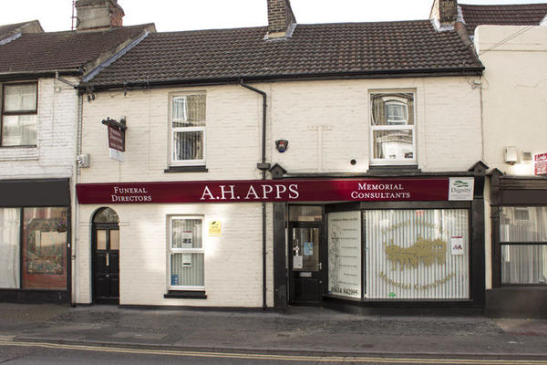 A H Apps Funeral Directors in Chatham