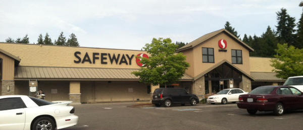 Safeway Store Front Picture at 23961 NE State Route 3 in Belfair WA
