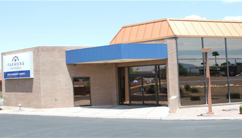 My office is located on the Northwest corner of Pantano/Wrightstown