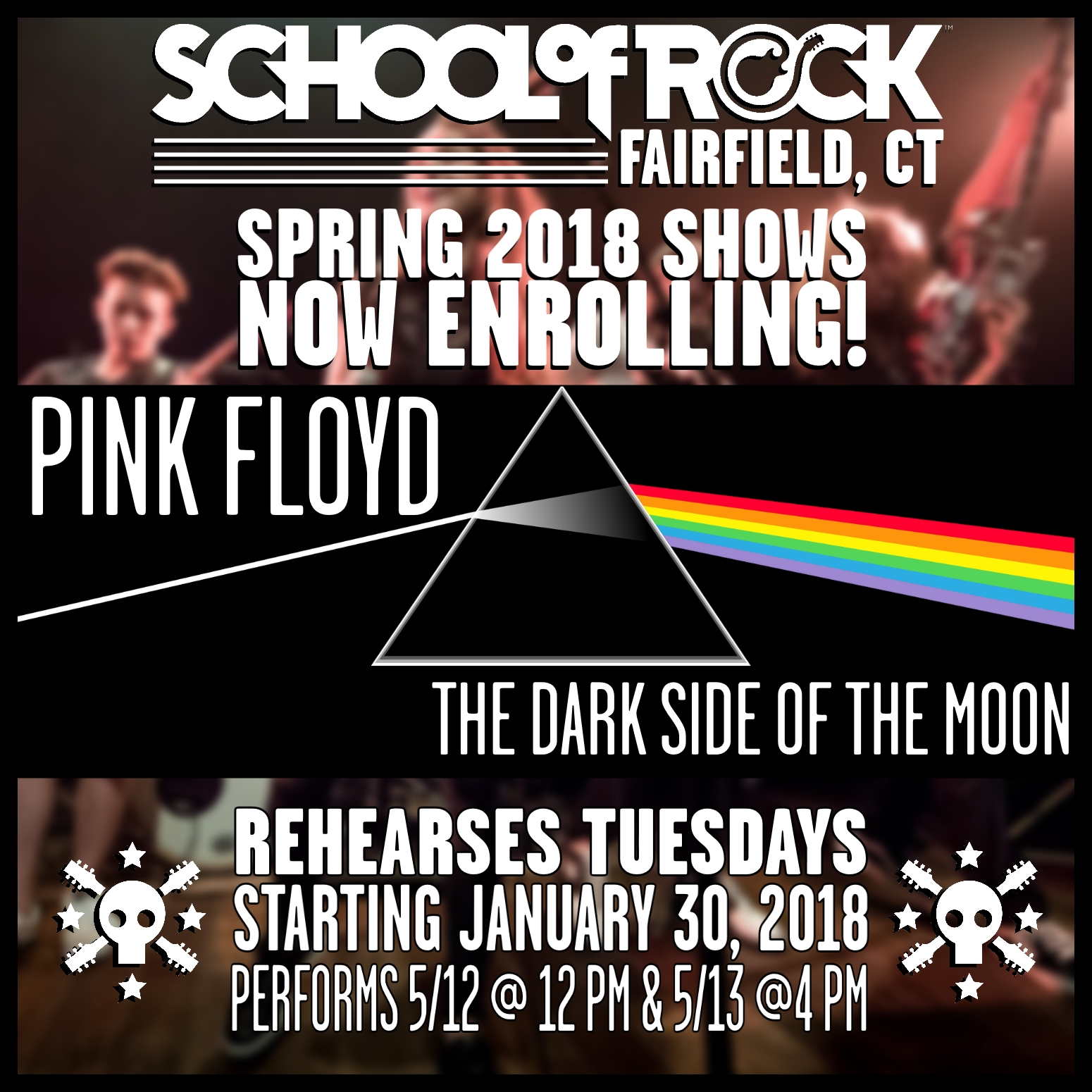 Image of SPRING 2018 SHOW #1: PINK FLOYD - THE DARK SIDE OF THE MOON