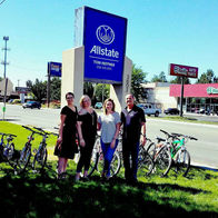 Tom-Heffner-Allstate-Insurance-Eagle-ID-outside-Boise-Bicycle-Project-auto-home-life-car-agent-agency