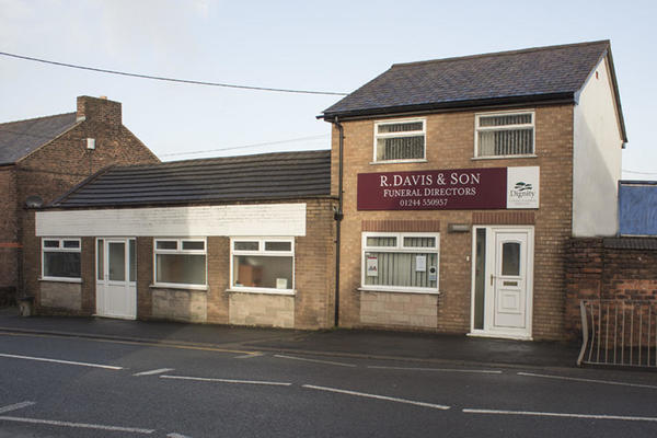R D Davies & Son Funeral Directors in Buckley