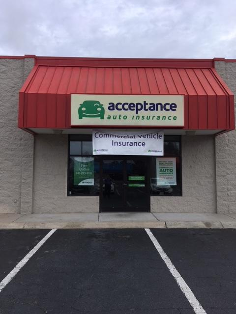 Acceptance Insurance - Socastee Blvd