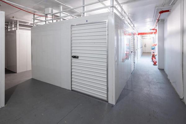 Thompson Soho storage facility interior