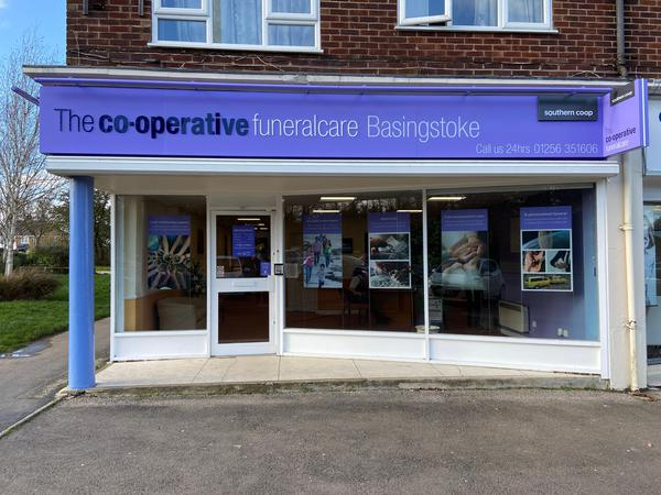 The Co-operative Funeralcare Basingstoke