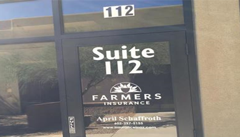 April Schaffroth's Farmers® Insurance Office