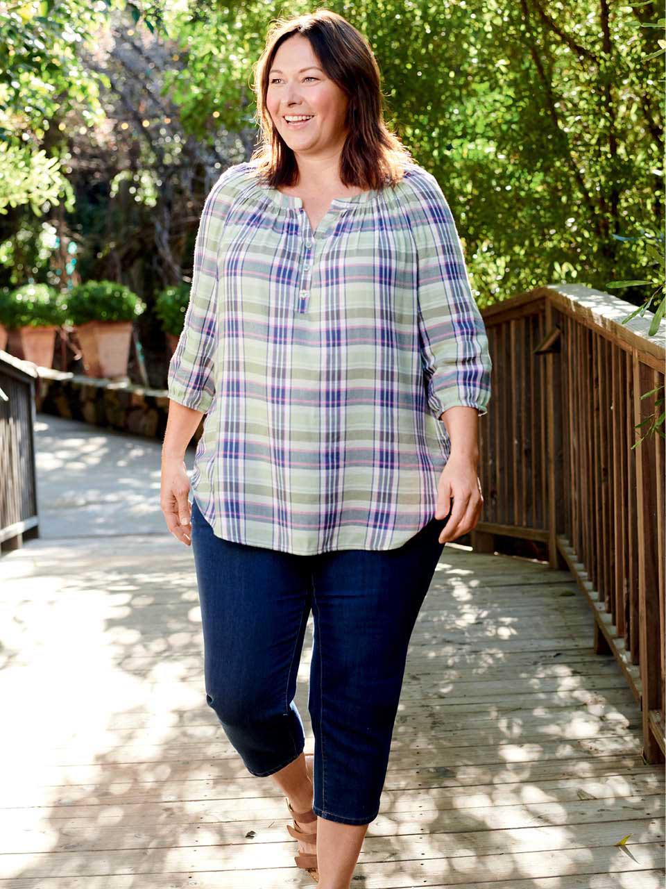 Plus Size Women\'s Clothing at Burlington MA | Catherines