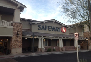 Safeway Store Front Picture at 9890 S Estrella Pkwy in Goodyear AZ