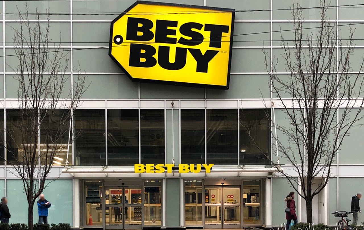 Best Buy Bay & Dundas