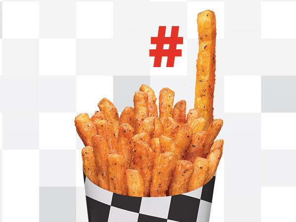 FAMOUS SEASONED FRIES
