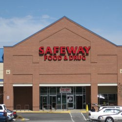 Safeway Store Front Picture at 4240 Merchant Plaza in Woodbridge VA