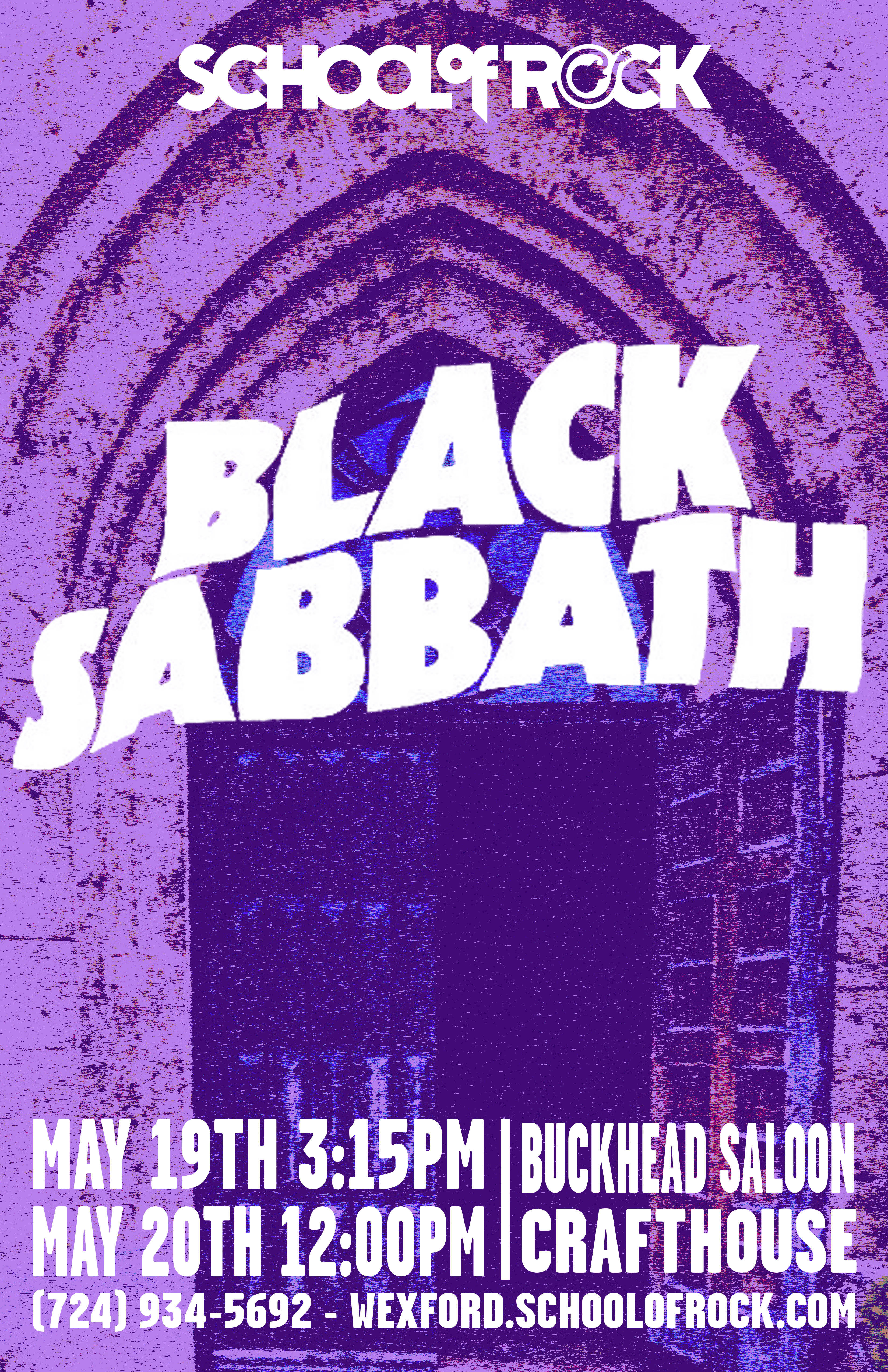 Image of Black Sabbath!
