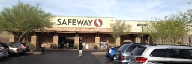 Safeway Store Front Picture at 32551 N Scottsdale Rd in Scottsdale AZ