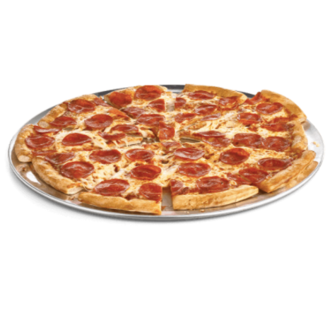 At Cicis, you'll find an unlimited variety of delicious Pizzas, served hot 'n fresh right out of the oven. From Traditional and Pan Pizzas to Flatbreads and Stuffed Crust, there's something from everyone on Cicis Unlimited Pizza Buffet. Dine-in or Order Online to taste 'em all.