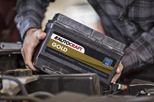 Autocraft® Gold/Platinum Batteries