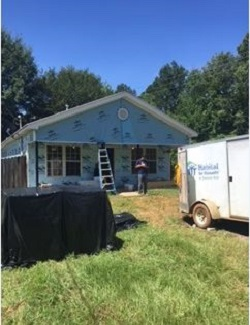 Freddie Johnson - Allstate Foundation Grant for Habitat for Humanity St. Tammany West