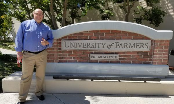 The University of Farmers® is not just in the ads on tv!