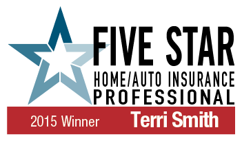 Terri Smith - Five Star Home/Auto Insurance Professional