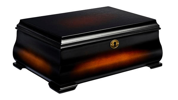 The Richmond from our Traditional Urns and Ashes Casket collection