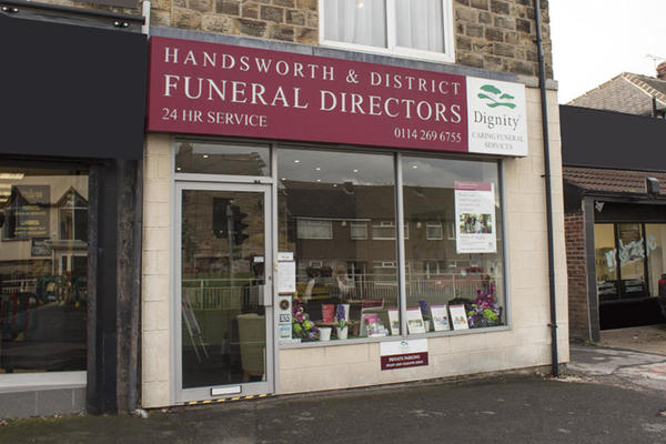 Handsworth & District Funeral Directors in Sheffield
