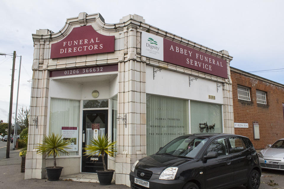 Abbey Funeral Directors in Unit A, Colchester