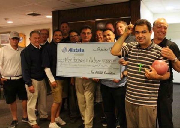 Manuel Sanchez - New Horizons in Autism Receives Allstate Foundation Grant