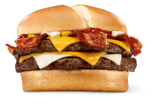 Bacon Ultimate Cheeseburger