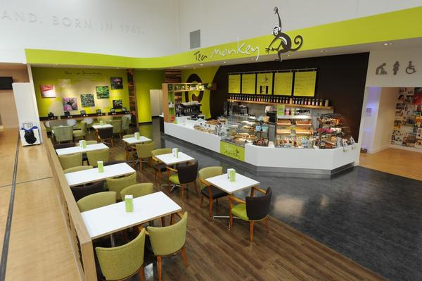 Mothercare Leeds tea cafe