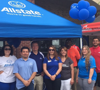 Thank you to the Allstate customers!