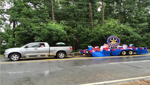 2016 Dunwoody Fourth of July Parade!