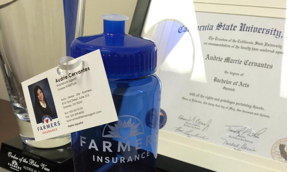 Audrie cervantes farmers insurance agent in downey ca reviewsmspy