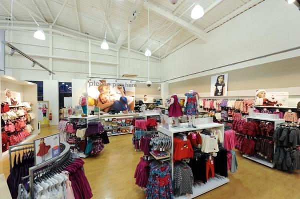 Mothercare Dudley store overview