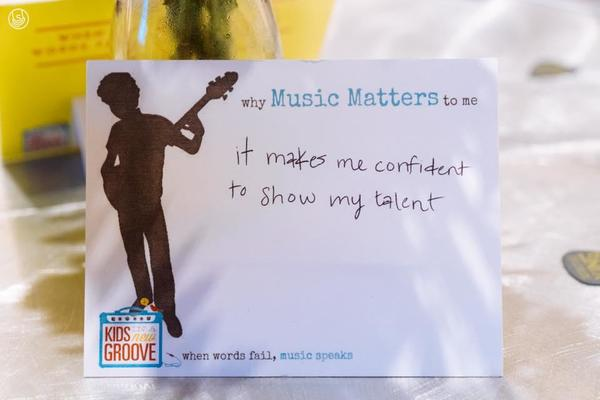 Fleming And Conway - Kids in a New Groove: Music Matters Luncheon