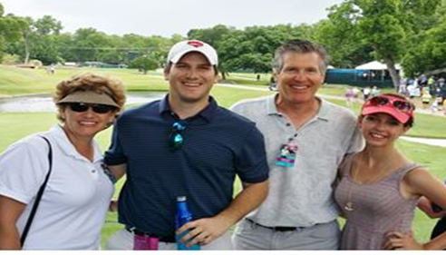 My family loves going to the Colonial and Byron Nelson golf tournaments!