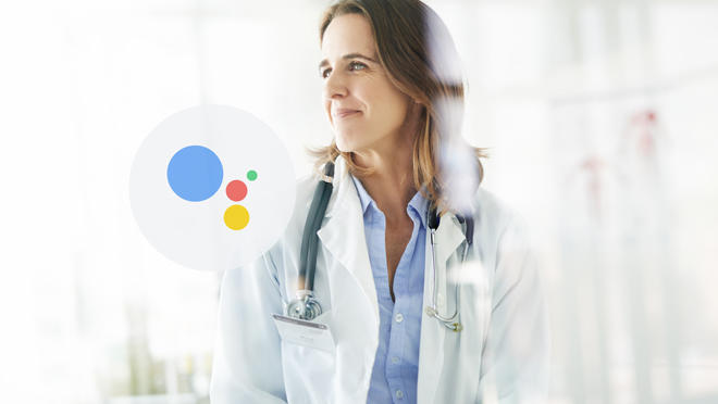 Hey Google: What Do I Need To Know About Voice Search In Healthcare? Event Photo