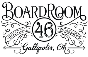 Logo for Boardroom 46