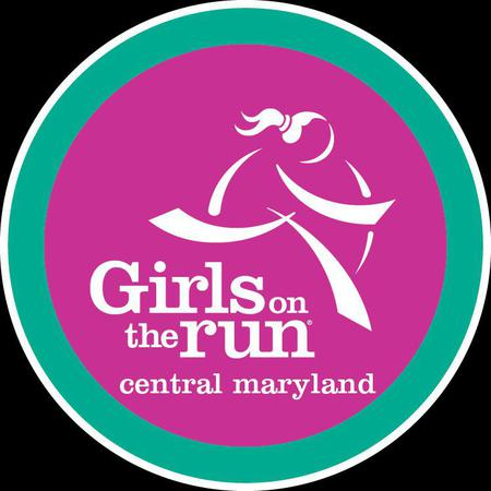 Girls on the Run of Central Maryland Logo