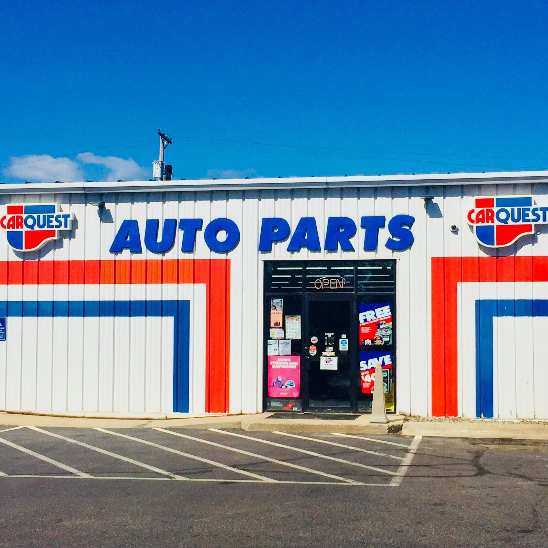 Grand Rapids Auto Parts >> Grand Rapids Mn Carquest Auto Parts 420 Northeast 4th Street