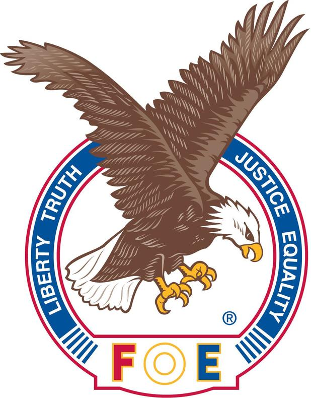 Oroville Aerie #196 Fraternal Order of Eagles<br>&#34;We are People Helping People&#34;