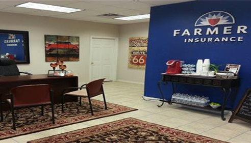 Facelift to the office. Come in and ask us about Life Insurance¹.