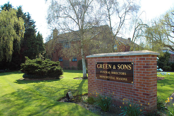 F.E.J. Green & Sons Funeral Directors in Basildon