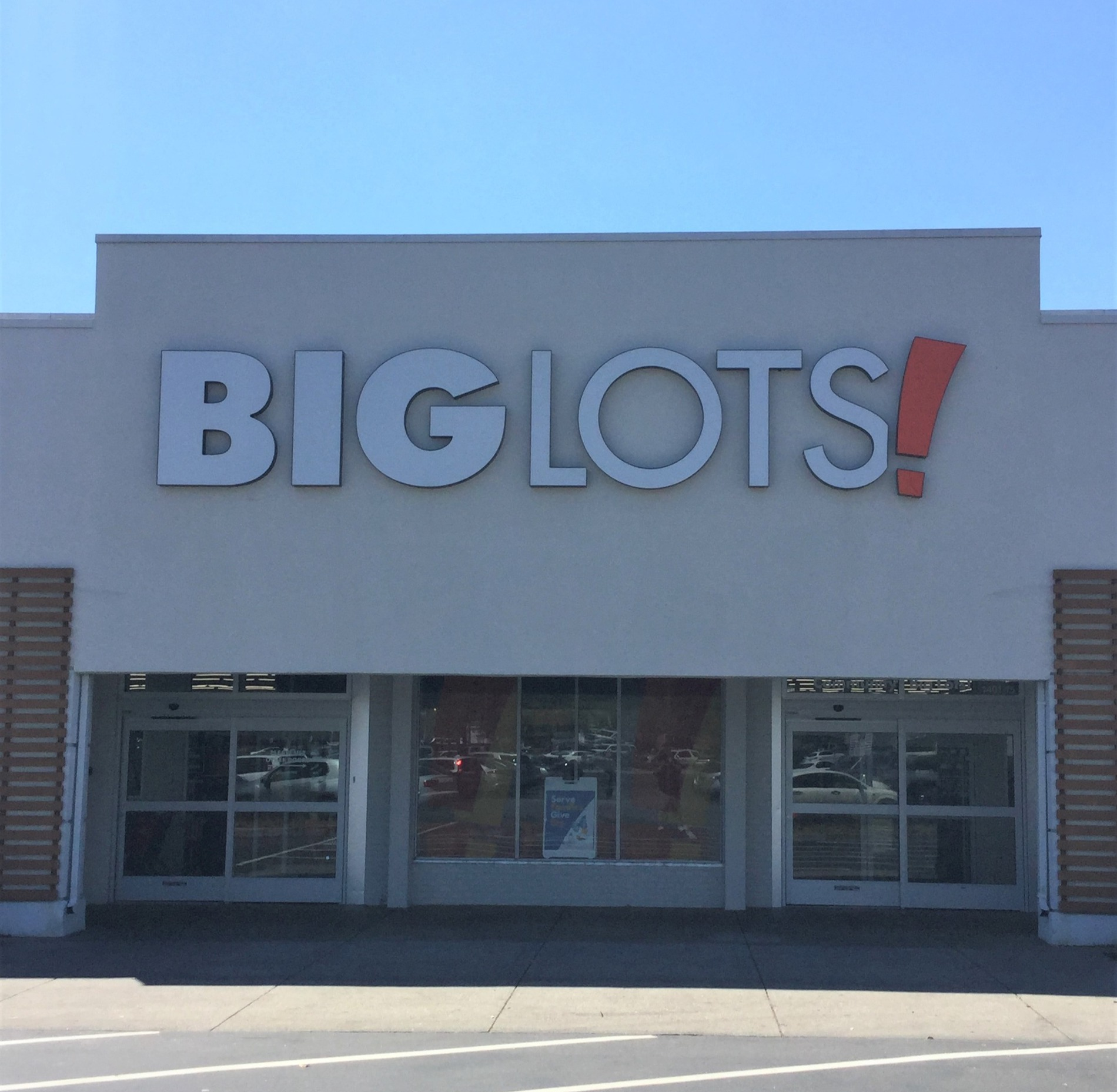 Charleston, SC Big Lots Store #117