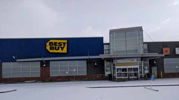 Best Buy Beacon Hill