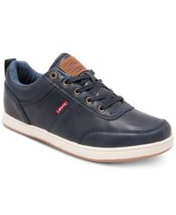Image of Levi's® Men's Desoto Burnish Low-Top Sneakers