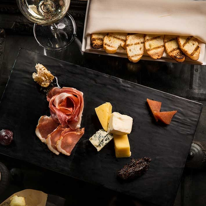 Foundation Room Charcuterie Board