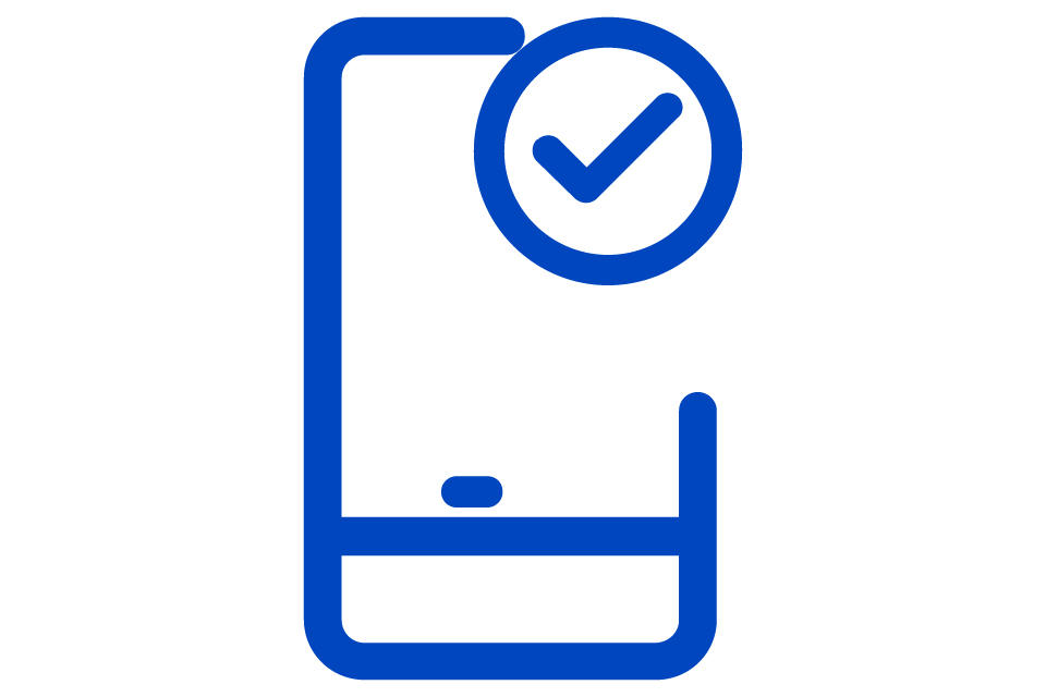Logo for Best Buy Check-In